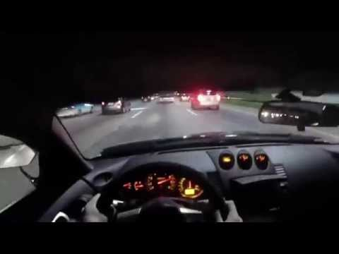 Nissan 350z Racing and Drifting Street - Turbo