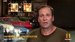 FantomWorks: mécanos d'exception - Buick 1951 et Corvette 1961 - Saison 3, épisode 11