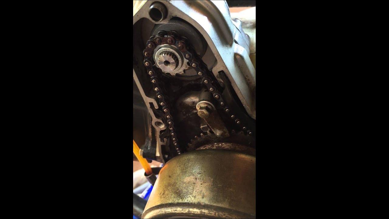 Chinese 110cc ATV (BMX) won't turn over