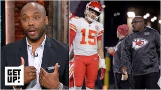 Few minority offensive coordinators to blame for lack of head coach hires - Louis Riddick | Get Up!