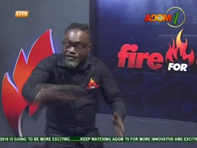 Fire 4 Fire on Adom TV (20-2-19)