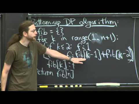 19. Dynamic Programming I: Fibonacci, Shortest Paths