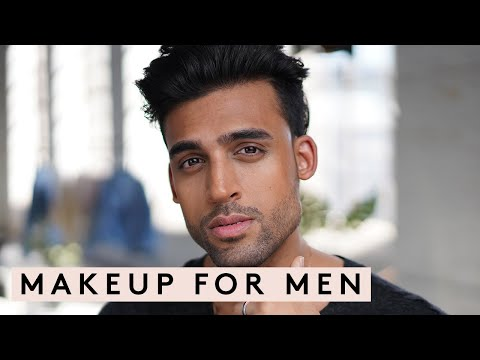 MAKEUP FOR MEN | FENTY BEAUTY