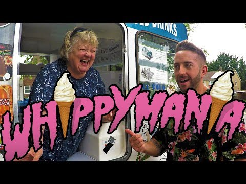 WHIPPYMANIA!   As Many Mr. Whippy ICE CREAM VANS As Possible In 6 Hours   ICE CREAM TRUCK CHALLENGE!