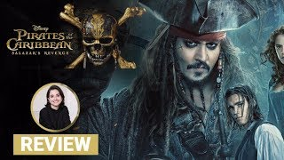 Pirates of the Caribbean: Salazar's Revenge (Dead Men Tell No Tales) Movie Review | Anupama Chopra