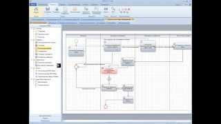 Программа для управления и моделирования бизнес процессов (BPM, BPMS) - ELMA дизайнер