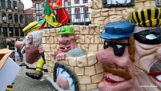 Carnavalstoet Diest 2018
