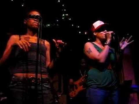 Floetry @ Jazz Cafe - Lay Down