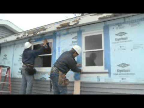 Increase Home Efficiency And Comfort By Adding Styrofoam Tm Brand Insulation When Residing