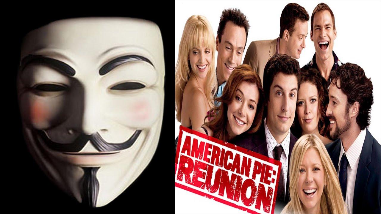 American Pie 5 Una Fiesta De Pelotas descargar american pie saga completa castellano - youtube