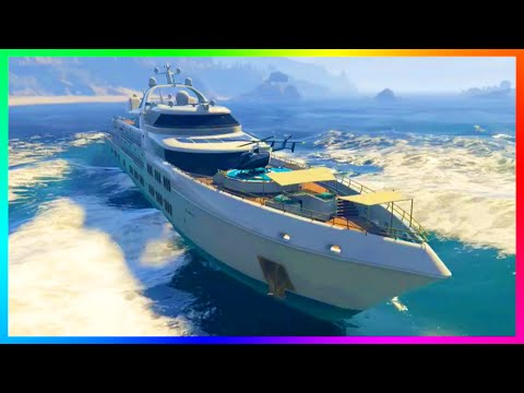 """GTA 5 DLC UPDATE! - """"Executives & Other Criminals"""" W/ Super Yachts, Mansions, NEW Cars & MORE!"""
