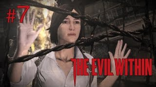 [16+] Спасение напарницы - The Evil Within - #7