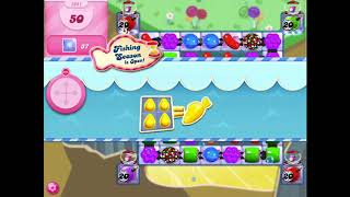 How to beat level 1051 in Candy Crush Saga!!
