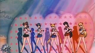 Sailor Moon~Opening 5~Fliegt durch die Wolken