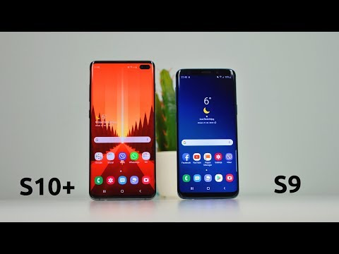 USPOREDBA KAMERA - Galaxy S10+ vs Galaxy S9