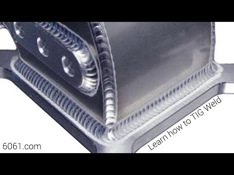 Learn how to TIG weld and fabricate with Aluminum - www.6061.com