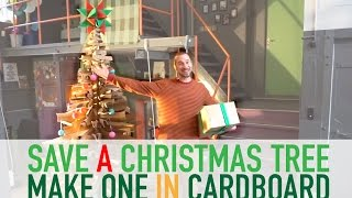Save A Christmas Tree - Diy Rap (recycle Gangster Style)