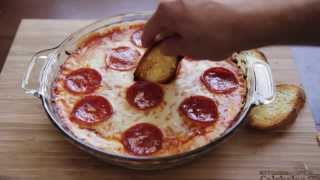Here's How To Make ~pizza Dip~