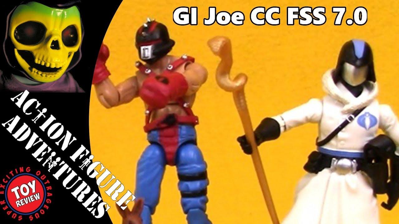 Hasbro G JOE Collectors Club 2018 FSS 7.0 Exclusive TOMAX I