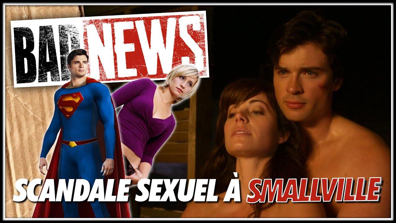 Download BADNEWS #146 SCANDALE SEXUEL A SMALLVILLE