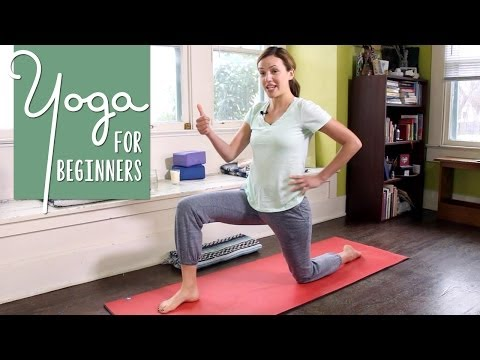 Yoga For Beginners – 40 Minute Home Yoga Workout