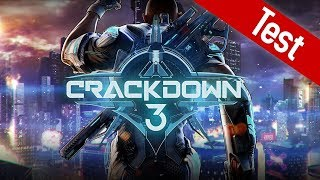 Crackdown 3 im Test/Review: Offene Welt einer vergangenen Ära