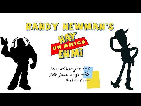 Vania Cuenca Arrangements - Hay Un Amigo En Mí (Toy Story)