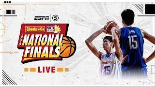 LIVE: Championship | 2019 Chooks-To-Go SM NBTC National Finals