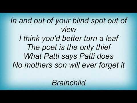Auteurs - Brainchild Lyrics