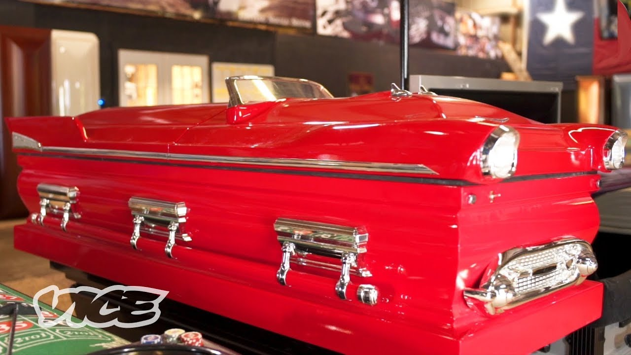 #1 Coffin Customizer in Texas: Casket Designs for the Dead