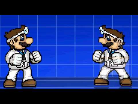 Dr Mario 2 and Super Dr Mario are available to download!