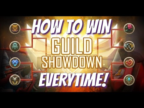 How To Win Guild Showdown - Lords Mobile