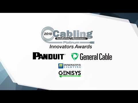 2018 Cabling Innovators Awards: Waldinger Corporation