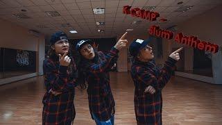 k camp slum anthem   alina barilova choreography