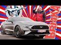 Ford Mustang VI Gen|Test and Review| Bri4ka.com