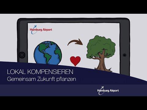 Lokal kompensieren  gemeinsam Zukunft pflanzen | Hamburg Airport