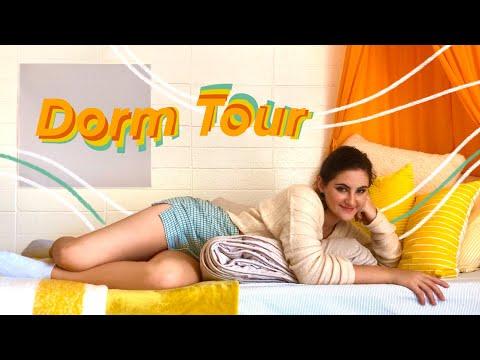 College Dorm Room Tour // CALARTS