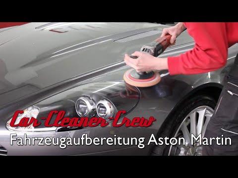 Fahrzeugaufbereitung Car-Cleaner-Crew Hamburg