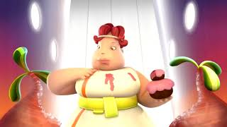 3D Animation Funny ►◄ Lose Weight Short Film  Sabay Animated Movies