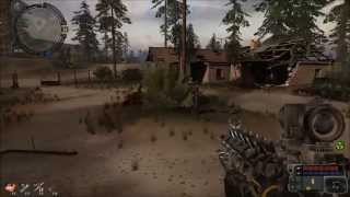 Stalker Call of Pripyat - Spawn mod extreme situation HD
