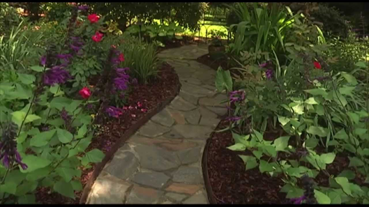 Terri and Dave Whirrett\'s Garden - YouTube