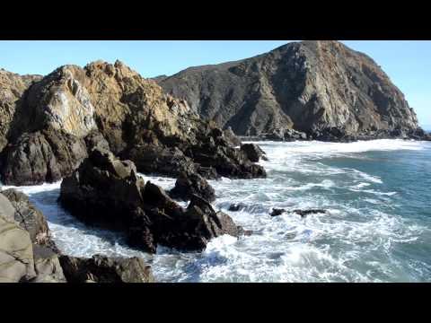 Pfeiffer Beach - Big Sur (HD)