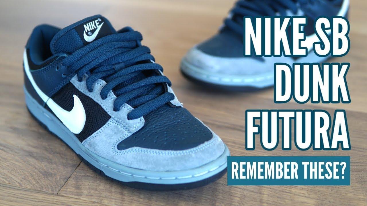 Nike SB Dunk Futura (2003
