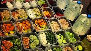 Meal Prep For Weight Loss And Fitness Re-upload Mzbrooklyn