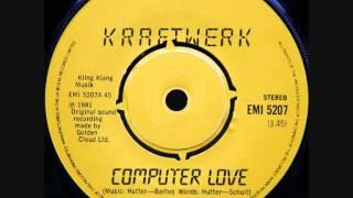 Kraftwerk - Computer Love (Radio Edit)