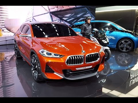 new 2018 bmw x2 first look youtube. Black Bedroom Furniture Sets. Home Design Ideas