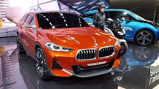 New 2018 BMW X2 - FIRST LOOK