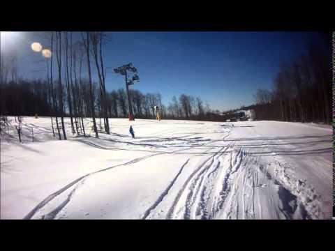 skiing serbia 2015