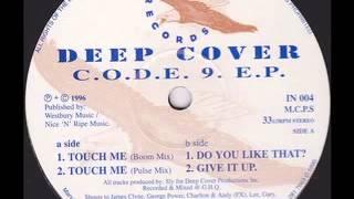 SPEED GARAGE - DEEP COVER - C.O.D.E.9.  E. P. - TOUCH ME