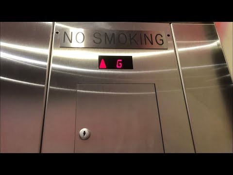 Schindler 330A Elevator At American Girl Place In Rockefeller Center, NYC
